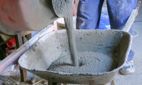 Расчет бетона для фундамента