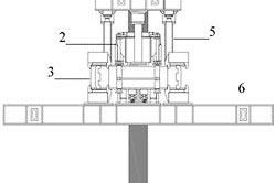 Схема сваевдавливающей машины