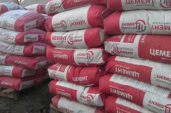 Для того, чтобы упростить расчеты, строительный материал покупайте в мешках по 50 кг.