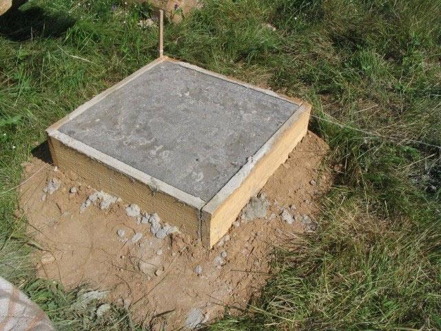 Геополимерный бетон своими руками