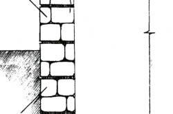 Схема цокольного этажа