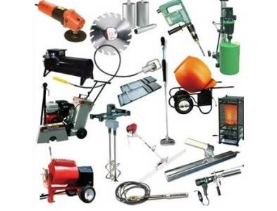 Инструменты для строительства фундамента