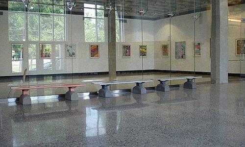 Полированный бетонный пол своими руками