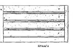 Схема формирования бетонной смеси в формах