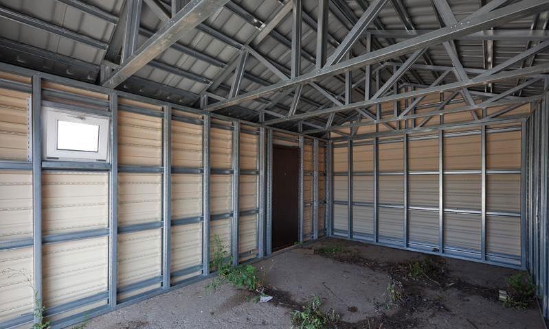 Какой фундамент лучше для каркасного гаража куплю гараж в нахабино в гск ветеран